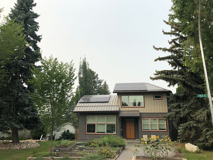 RESIDENTIAL SOLAR PROJECT | DON YEE | EDMONTON, AB