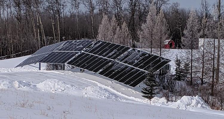 Brazeau County Alberta Solar Rebate