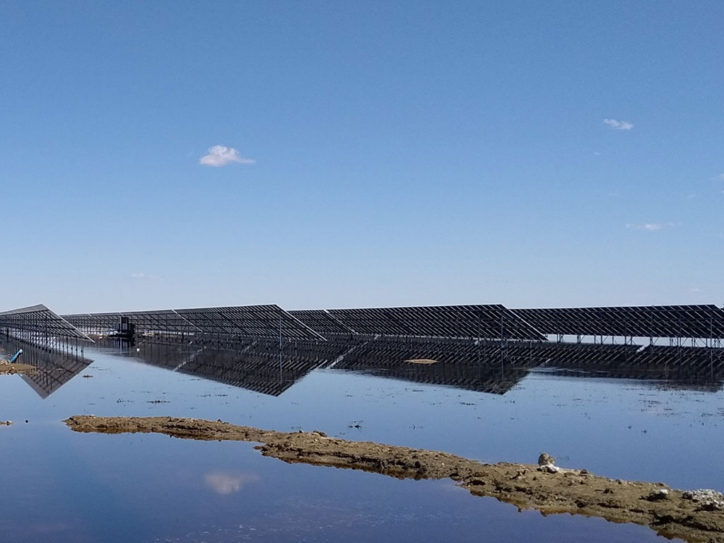 MUNICIPAL SOLAR PROJECT | TOWN OF VIKING, AB